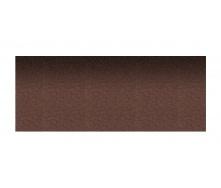 Гребенево-карнизна черепиця Aquaizol 250х1000 мм гарячий шоколад