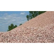 Мраморная крошка 10-20 мм розовая