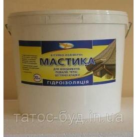 Мастика бітумно-масляна МБ-50 25 кг