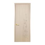 Дверне полотно Новий Стиль КОЛОРІ Сакура 800х2000 мм ясен