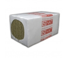 Плита теплоизоляционная IZOVAT 100 LF 1200*200*120 мм