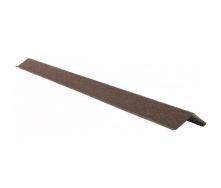 Планка фронтонная QueenTile 2 м brown