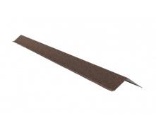 Планка карнизная QueenTile большая 2 м brown