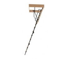 Горищні сходи Bukwood LUXE Metal Standart