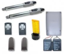 Комплект автоматики Miller Technics 4000 MAXI для розпашних воріт