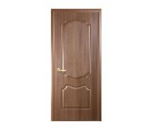 Двери межкомнатные Новый Стиль ФОРТИС DeLuxe V 600х2000 мм золотая ольха