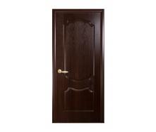 Двери межкомнатные Новый Стиль ФОРТИС DeLuxe V 600х2000 мм каштан