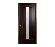 Двери межкомнатные Новый Стиль МАЭСТРА Р Премьера Р2 600х2000 мм венге