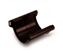 З'єднувач ринви Galeco PVC130 130 мм (RE130-LA-A) (RAL8017/шоколадний)