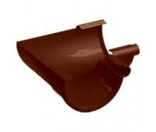Внутренний угол 135° Galeco PVC130 130 мм (RE130-LW135-Х) (RAL8017/шоколадный)