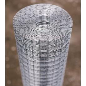 Сетка сварная оцинкованная Сетка Запад 25х25х0,7 мм 1,0х30 м