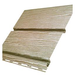 Софит Ю-ПЛАСТ Timberblock без перфорации 3 м Дуб натуральный