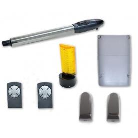 Комплект автоматики Miller Technics 5000 STANDART для распашных ворот