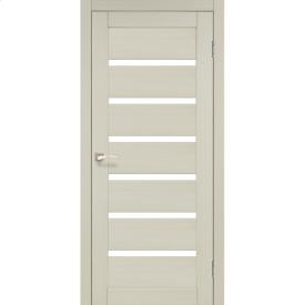 Двери межкомнатные Korfad PORTO PR-01 600х2000 мм Дуб беленный