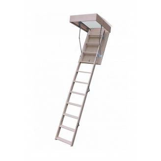 Чердачная лестница Bukwood ECO Long 130х60 см