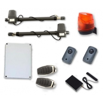 Комплект автоматики Rotelli MT 400 LUX для розпашних воріт