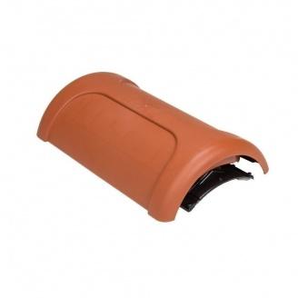 Коньковый вентиль VILPE PELTI-KTV/HARJA 350х225 мм кирпичный