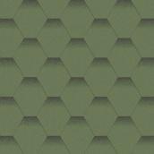 Битумная черепица Aquaizol Мозаика 320х1000 мм альпийский луг