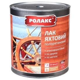 Лак Яхтовий Ролакс 2,5 кг