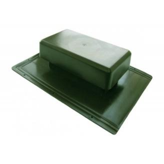 Аератор Aquaizol спеціальний 395x284x110 мм зелений
