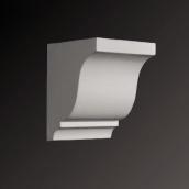 Кронштейн Європласт 1.19.003 поліуретан 15,2х12х12,1 см