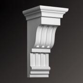 Кронштейн Європласт 1.19.018 поліуретан 39,6х20,7х19,2 см