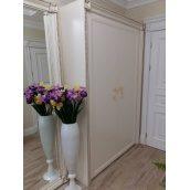 Шкаф для одежды в классическом стиле 2400x1600x600 мм
