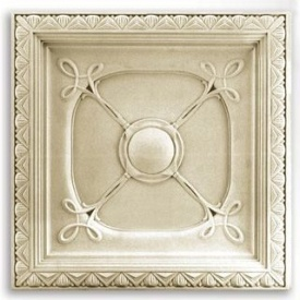 Потолочная плита Gaudi Decor R 4043