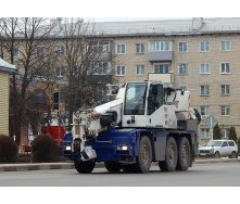 Аренда автокрана 40 т TEREX-DEMAG AC 40 CITY