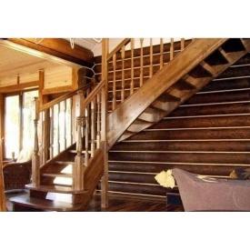 Деревянная лестница Гюмри Модерн ЛД-1