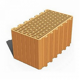 Керамический блок Leier Leiertherm 45 NF 450x250x238 мм