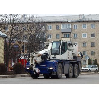 Оренда автокрана 40 т TEREX-DEMAG AC 40 CITY