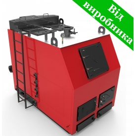 Твердопаливний котел РЕТРА-3М 400 кВт 2880х1500х1930 мм