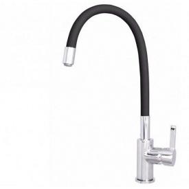 Смеситель Rubineta для кухни Flexy-33 картридж 35 мм излив 360 мм