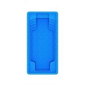 Композитний басейн Фаворит Оскар 7 7,2х3,6х1,55 м блакитний