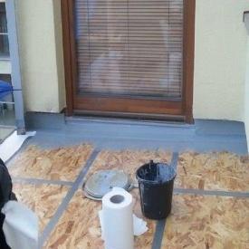 Гідроізоляція даху з OSB плит