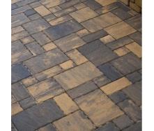 Тротуарна плитка Золотий Мандарин Пассион 60 мм мессіна