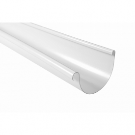 Желоб Profil 130 мм 3 м белый