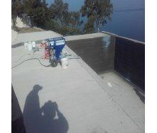 Гидроизоляция резервуаров обмазочной цементной изоляцией
