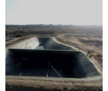 Гидроизоляция открытого водоема