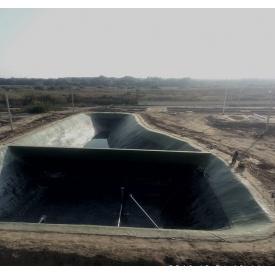 Гідроізоляція відкритого водоймища