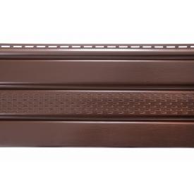 Панель ASKO коричневая перфорированная 3,5 м 1,07 м2