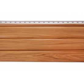 Панель ASKO светлая сосна без перфорации 3,5 м 1,07 м2
