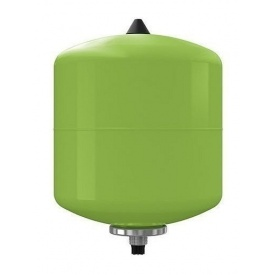 Мембранный расширительный бак Reflex Refix DD 25 25 л 10 бар зеленый