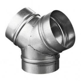 Тройник защитный оцинкованный 0,4 мм