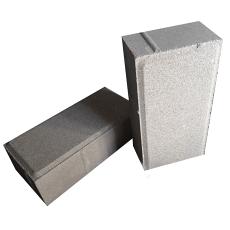 Тротуарная плитка Кирпичик бетонная сухопрессованная 4 см