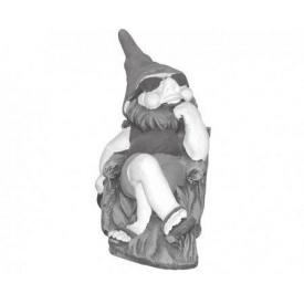 Садова Скульптура Континент Гном бетонна