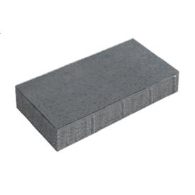 Тротуарна плитка Прямокутник бетонна сухопресована 40х20х6 см