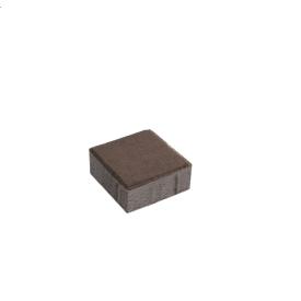 Тротуарна плитка Квадрат бетонна сухопресована 15х15х6 см