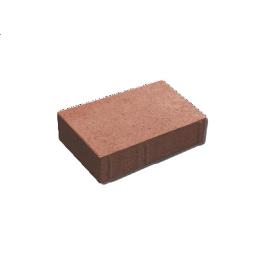 Тротуарна плитка Прямокутник бетонна сухопресована 22,5х15х6 см